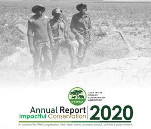 TTWCA Annual Report 2020